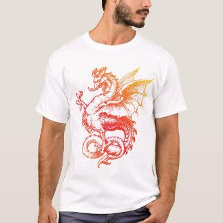 Fantastisches Drache-T-Shirt T-Shirt