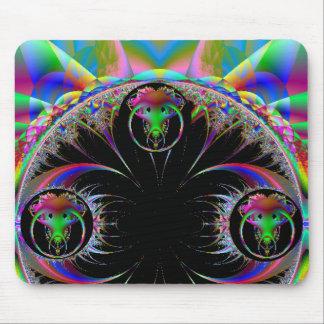 Fantastisches Fraktal 1 Mousepad
