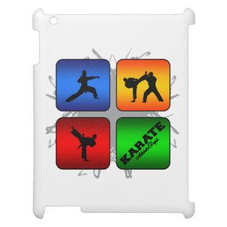Fantastisches Karate-städtische Art iPad Hülle