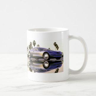 Fantastisches Sportauto Tasse