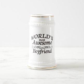 Fantastischste Freund der Welt der Bierkrug