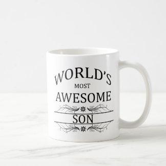 Fantastischste Sohn der Welt der Kaffeetasse
