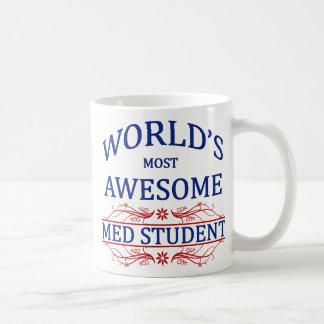 Fantastischster das MED-Student der Welt Kaffeetasse