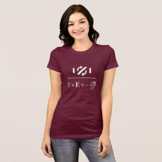 Faradays Gesetz T-Shirt