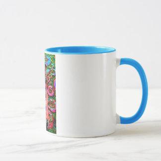 Farbe ist der Name meiner Welt Tasse