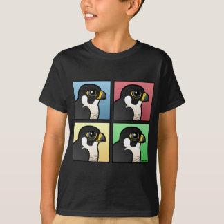 Farbe vier ausländisch T-Shirt