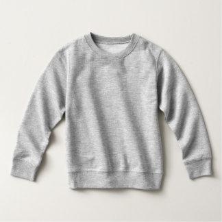 Farben des Kleinkind-Fleece-Sweatshirt-T - Shirt 6
