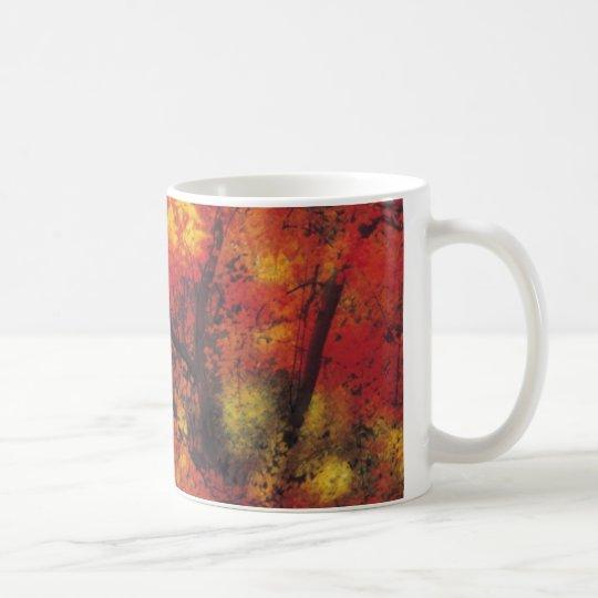 Farben Kaffeetasse