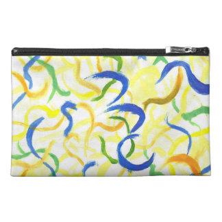 Farben-Schlagmann-Reise-Zusatz-Tasche Reisekulturtasche