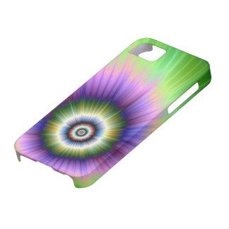Färben Sie Explosion gebatikten iPhone 5 Kasten iPhone 5 Etui