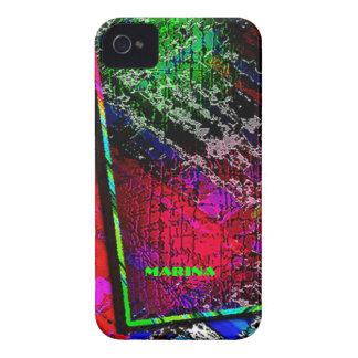 Farbenreicher das iPhone 4 des Jachthafens Fall iPhone 4 Cover