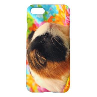 Farbexplosions-Meerschweinchen-Handy-Fall iPhone 8/7 Hülle