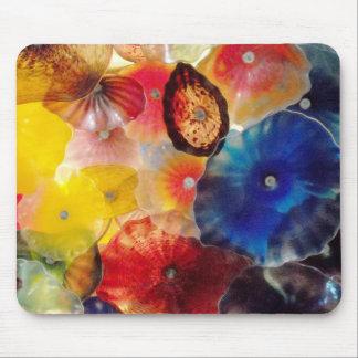 Farbiges Glas Mousepads