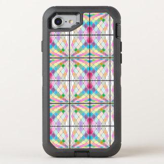 Farbillusion OtterBox Defender iPhone 8/7 Hülle