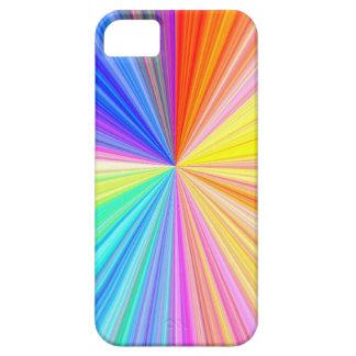 Farbschatten-Rad - Regenbogen-Extrem iPhone 5 Case