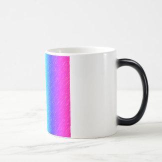 Farbstift-Regenbogen Verwandlungstasse
