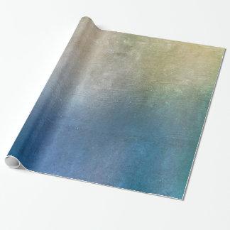 Färbungs-blaues Geschenk-Packpapier Geschenkpapier