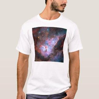 Farbzusammengesetztes Bild des Carina-Nebelflecks T-Shirt