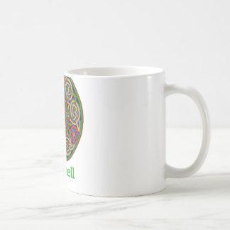 Farrell Celtic-Knoten Kaffeetasse