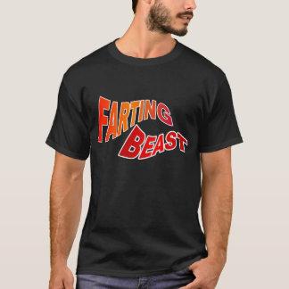 FARTING TIER unglaublich witzig T - Shirt