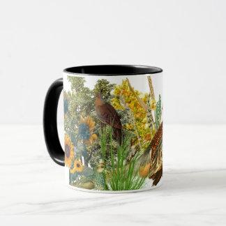 Fasan-Kaffee-Tasse Tasse