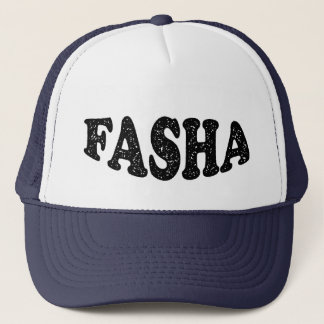 Fasha - Vatertag Truckerkappe