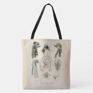 Fashion_Bag (c) Vintages Art_Multi-Sz Tasche