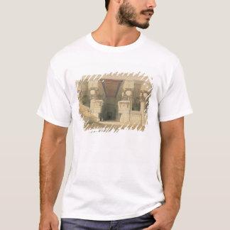 Fassade des Tempels von Hathor T-Shirt