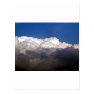 Fast ein stürmischer Tag Postkarte