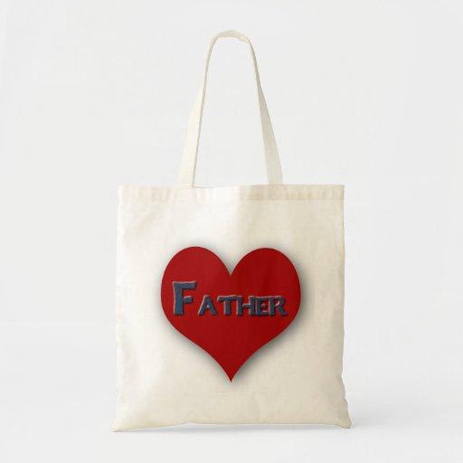 Fatherly Liebe Einkaufstasche