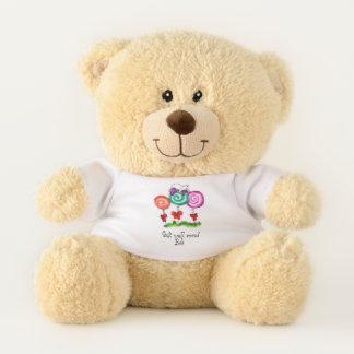 Faule Tage… Teddybär