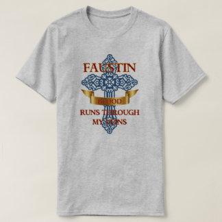 Faustin Blut-Shirt T-Shirt