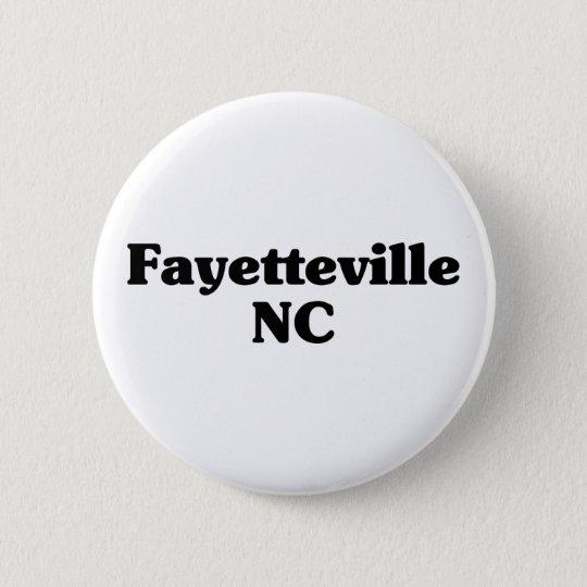 Fayetteville-Klassikert-shirts Runder Button 5,7 Cm