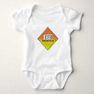 FBC - Flamme Baby Strampler