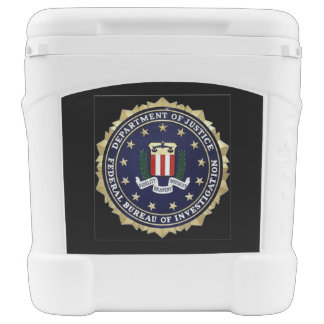 FBI KÜHLBOX MIT ROLLEN
