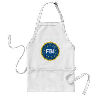 Fbi-Siegel Schürze