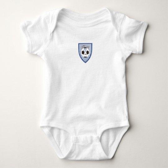 FC Wangen an der Aare: Baby-T-Shirt (6 Monate) - 2 Baby Strampler