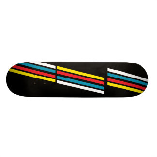 Februar-Druck 5 18,7 Cm Mini Skateboard Deck