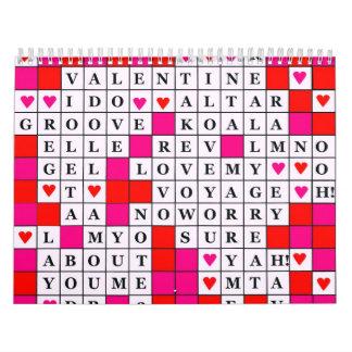 Februar-Kalender Kalender