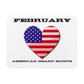 Februar Magnet