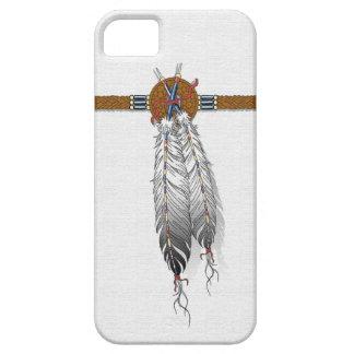 Feder-amerikanischer Ureinwohner iphone Fall Hülle Fürs iPhone 5