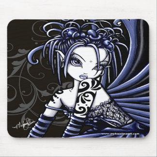"""Fée bleue gothique Mousepad de tatouage de """"Sophia Tapis De Souris"""