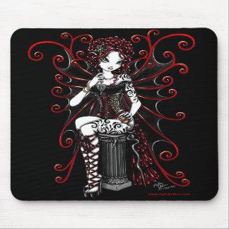 Fée de corset tatouée par rouge de Sasha Tapis De Souris