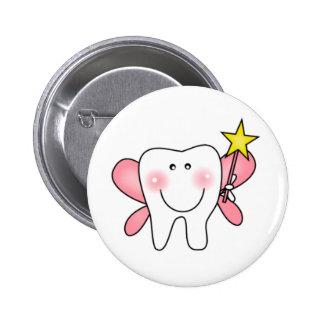 Fée de dent badge