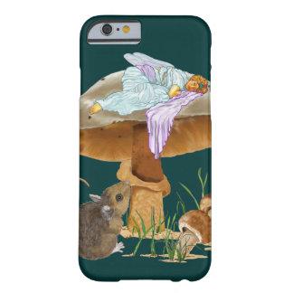 Fée et souris de champignon coque barely there iPhone 6
