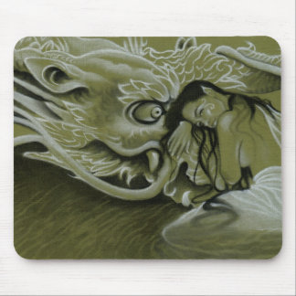 Fée Mousepad de dragon Tapis De Souris