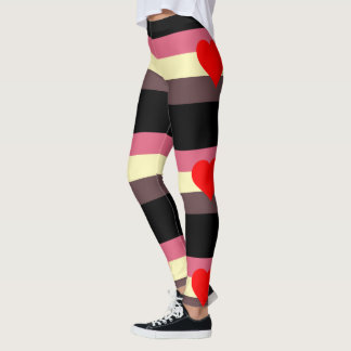 Feedist Stolz-Flagge Gamaschen-SuperStretchy! Leggings