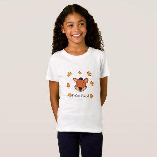 Feelin Foxy - das T-Shirt des Mädchens
