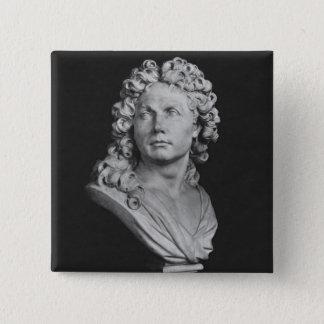 Fehlschlag von Robert de Cotte, 1707 Quadratischer Button 5,1 Cm