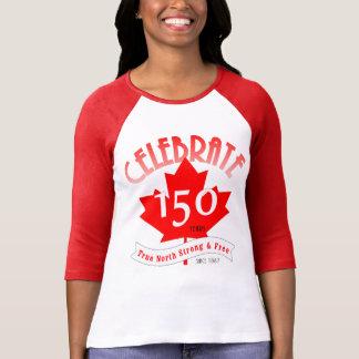 Feiern Sie Kanada 150 Jahre T-Shirt